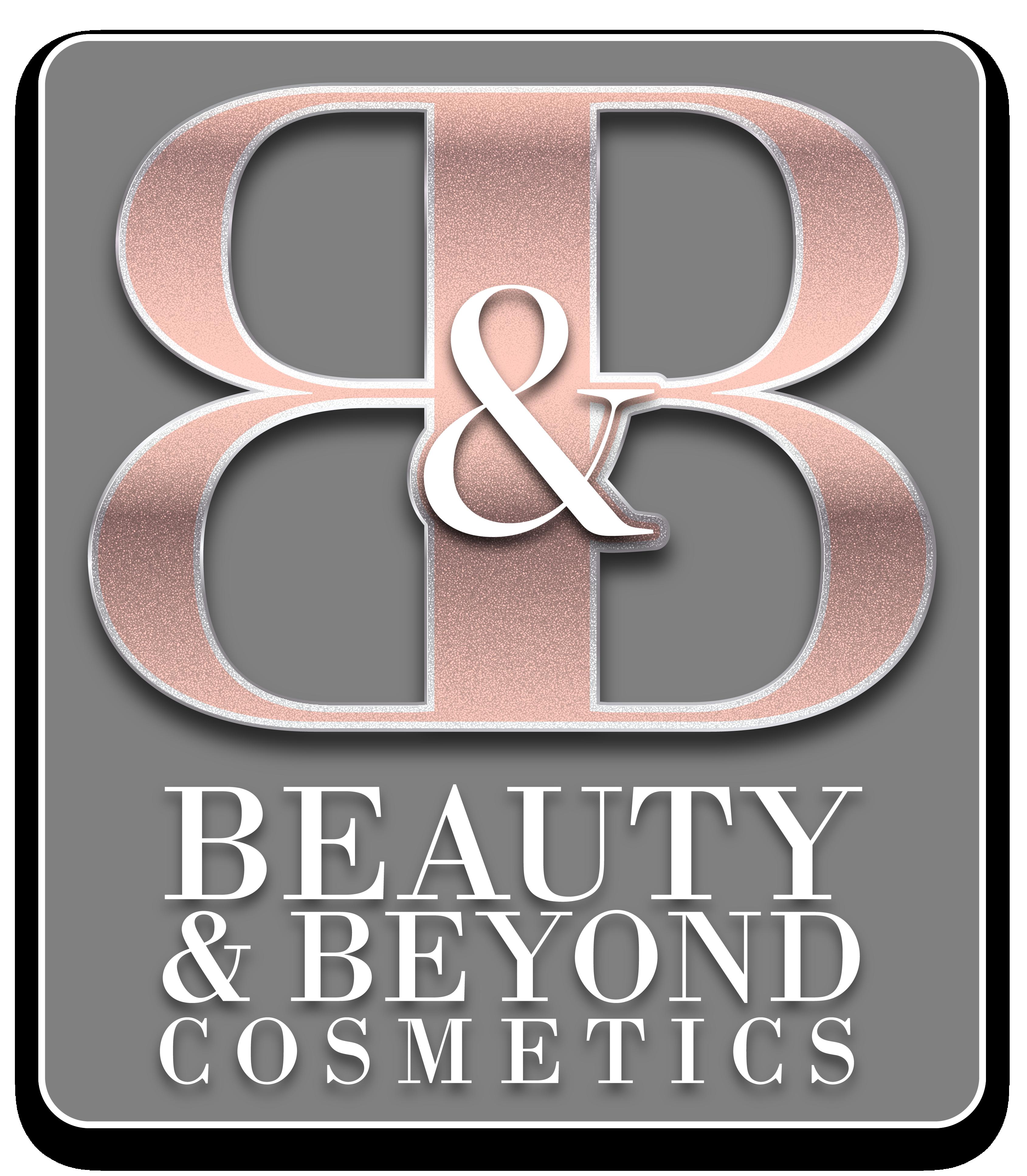 beauty and beyond cosmetics logo